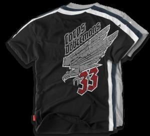 "T-shirt ""Corps 33"""