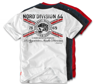 "T-shirt ""Nord Division 44"""