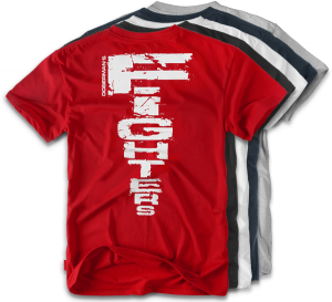 "T-shirt ""Fighters Dobermans"""
