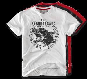 "T-shirt ""Mad Dog"""