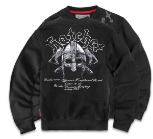 "Sweatshirt ""Hatchet 2"""