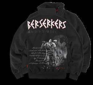 """Zipsweat """"Berserkers"""""""