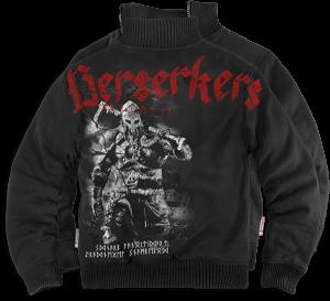 """Bonded jacket """"Berserkers"""""""