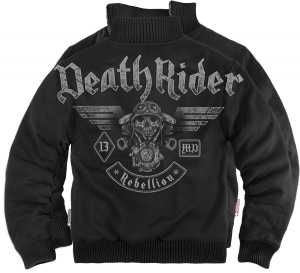 "Bonded jacket ""Death Rider"""