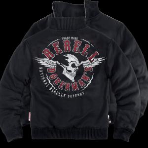 "Bonded jacket ""Rebell"""