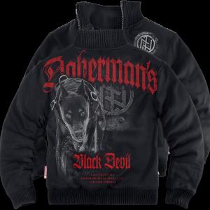 """Bonded jacket """"Black Devil"""""""