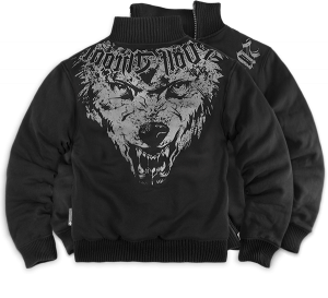 "Bonded jacket ""Wolf Throat"""