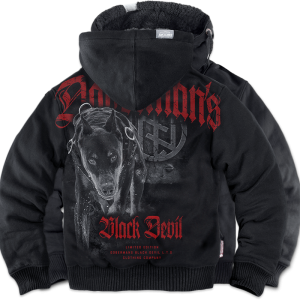 "Bonded jacket ""Black Devil"""