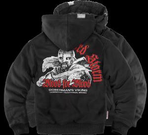 """Bonded jacket """"Blood for Blood"""""""