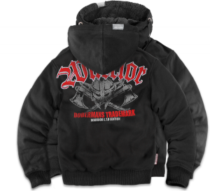 "Bonded jacket ""Warrior"""