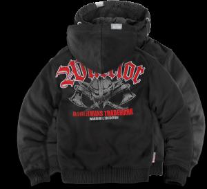 "Bonded jacket ""Warrior"""