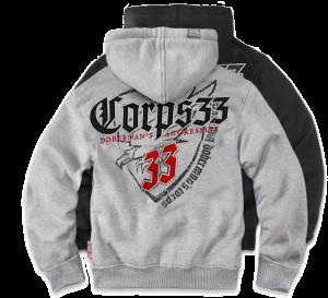 """Bonded jacket """"Corps 33 II"""""""