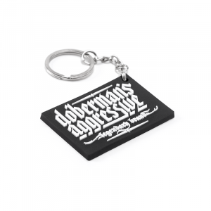 "Key ring ""Dobermans"""
