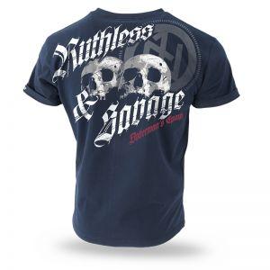 "T-Shirt ""Ruthless & Savage"""