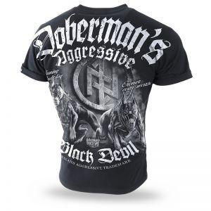 """T-Shirt """"Black Devil"""""""