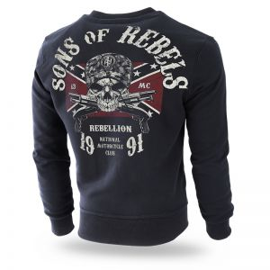 """Sweatshirt """"Sons of Rebels"""""""