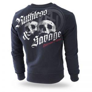 "Sweatshirt ""Ruthless and Savage"""