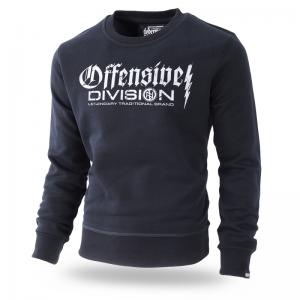 "Sweatshirt ""Offensive Division"""