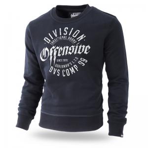"""Sweatshirt """"Offensive DVS"""""""