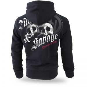 "Hoodie ""Ruthless and Savage"""