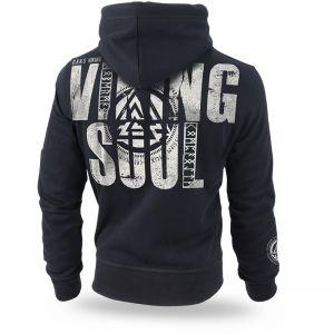 """Hoodie,zip """"Viking Soul"""""""