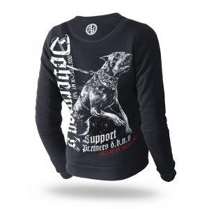 """Sweatshirt """"Dobermans Support"""""""