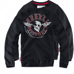 "Sweatshirt ""Rebell"""