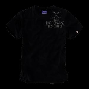 "T-shirt ""Territory MSC"""