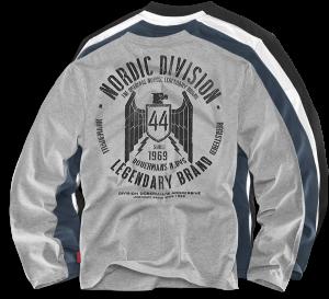"Longsleeve ""Nordic Division"""