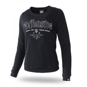 "Sweatshirt ""Thunder Offensive"""