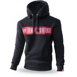 "Hoodie ""Strength Thru Offensive"""
