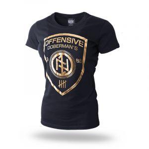 "T-Shirt ""Gold Shield"""
