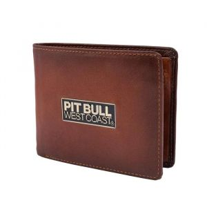"Leather wallet ""Brant"""