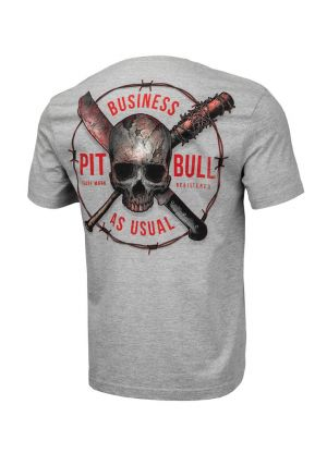 "T-Shirt ""Business as Usual"""