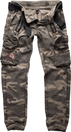"Cargopants ""Royalcamo Traveler Slimmy"""
