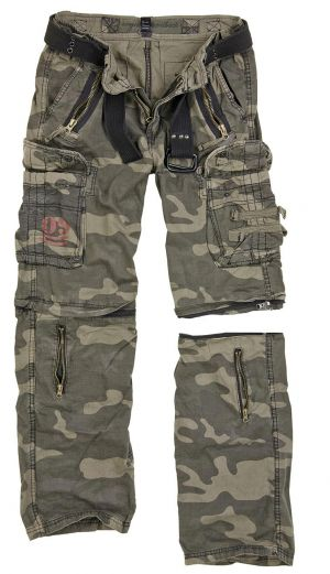"Cargopants ""Royalcamo Outback"""