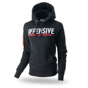 """Hoodie """"An Unstoppable Offensive"""""""