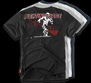 "T-shirt ""Fighting Rage"""