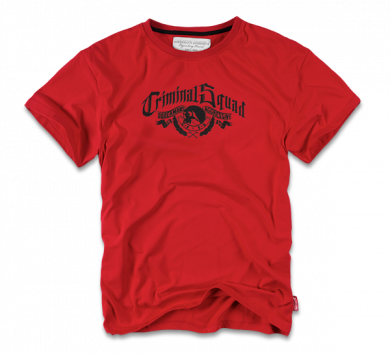 "T-shirt ""Criminal Squad 4"""