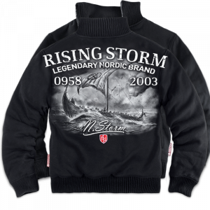 "Bonded jacket ""Rising Storm"""