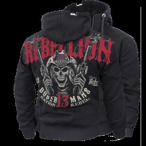 "Bonded jacket ""Rebellion"""