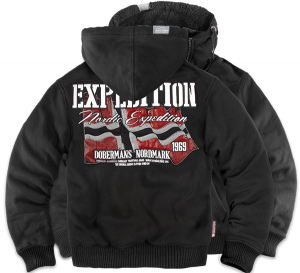 "Bonded jacket ""Expedition"""