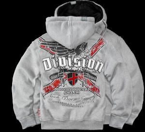 """Bonded jacket """"Division"""""""