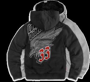 "Bonded jacket ""Corps 33"""