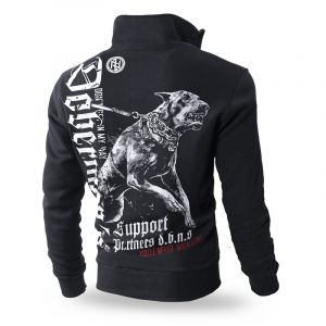 "Zipsweat ""Dobermans Support"""