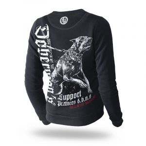 "Sweatshirt ""Dobermans Support"""