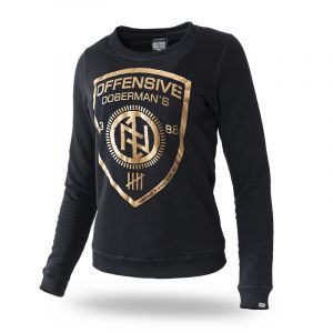 "Sweatshirt ""Shield Gold"""