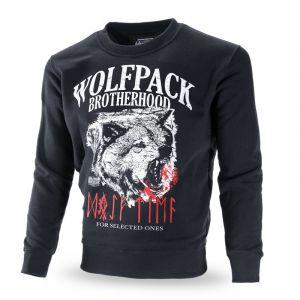 """Sweatshirt """"Wolfpack"""""""