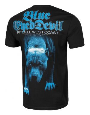 "T-Shirt ""Blue Eyed Devil 21"""